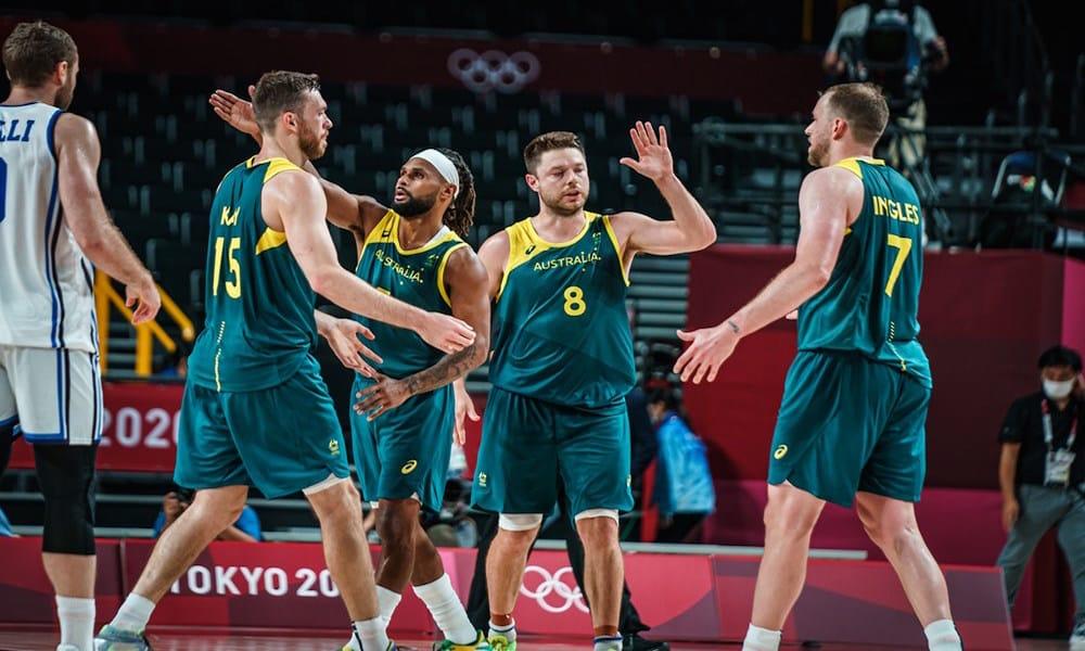 Austrália vence a Itália