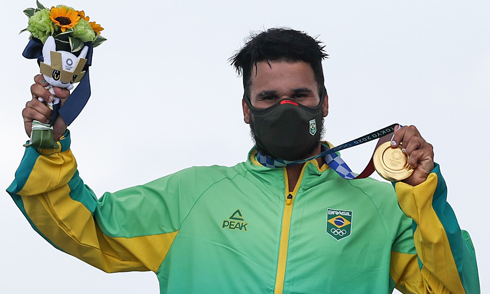 Italo Ferreira Surfe Jogos Olímpicos de Tóquio