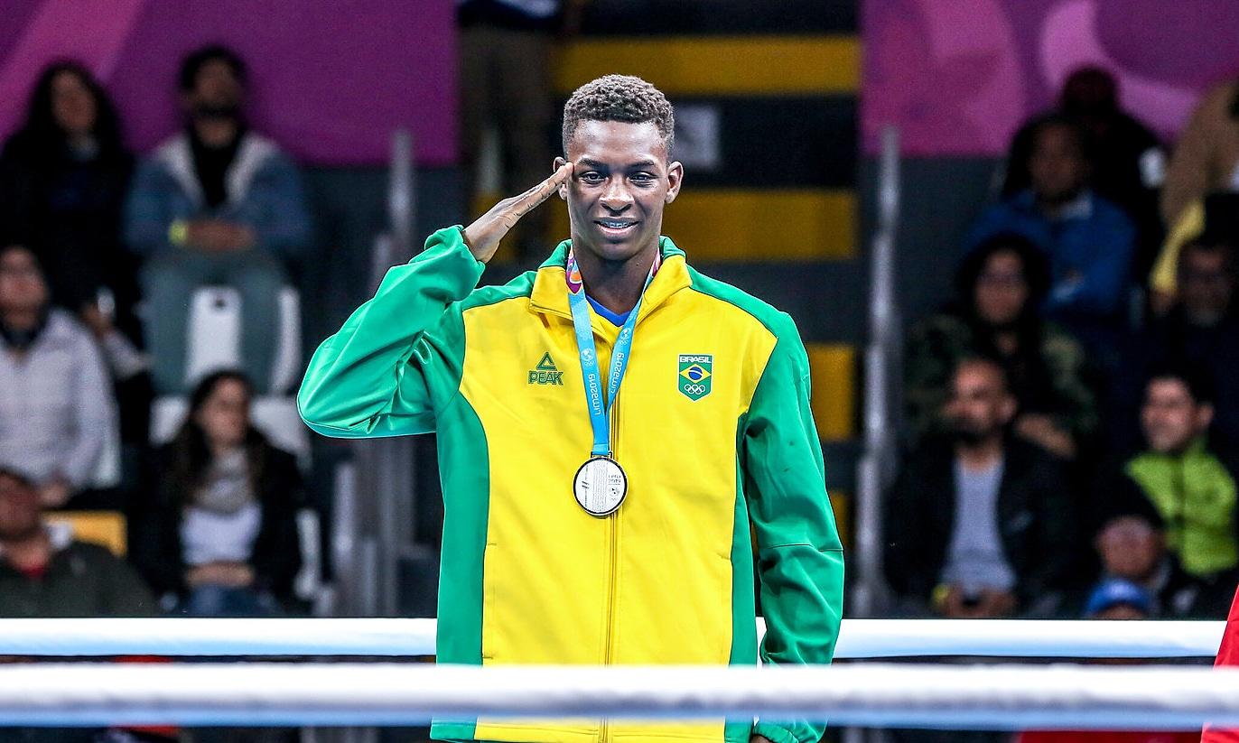 Keno Marley Jogos boxe masculino meio-pesado Jogos Olímpicos Tóquio Olimpíada da Juventude Buenos Aires