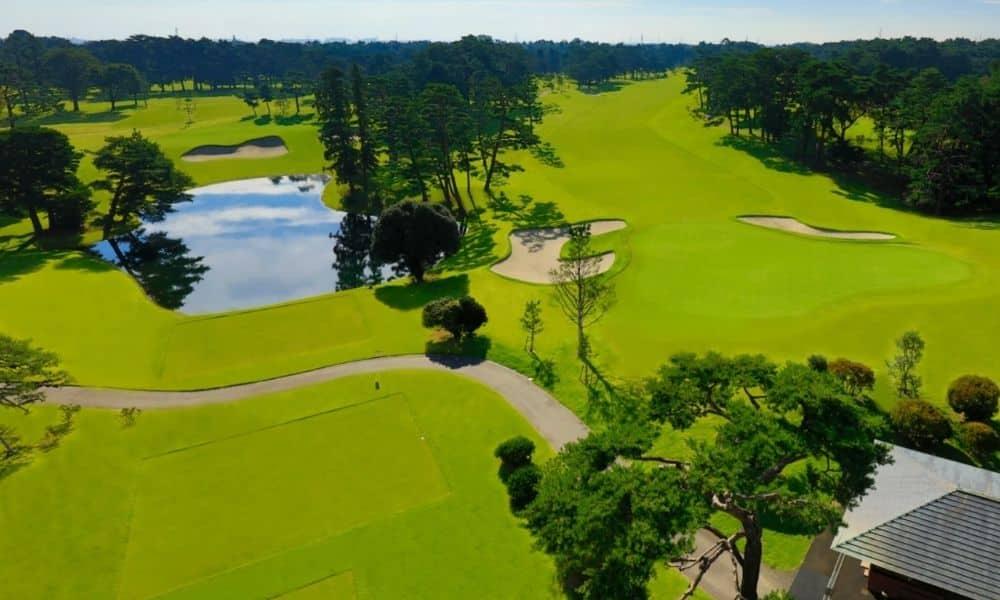 local de competição golfe jogos olímpicos tóquio 2020