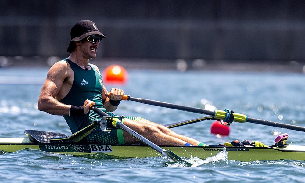 Lucas Verthein remo Jogos Olímpicos
