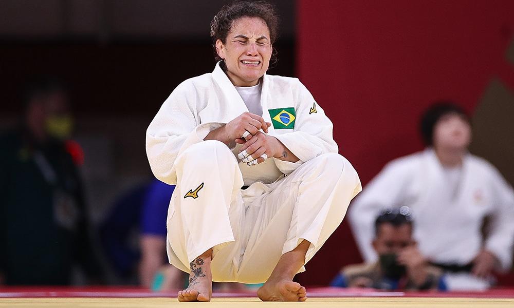 Maria Portela jogos olímpicos Tóquio-2020 judô