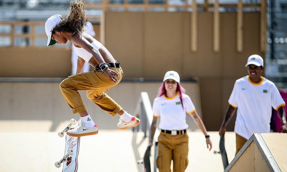 Rayssa Leal Letícia Bufoni skate street Olimpíada ao vivo tóquio 2020