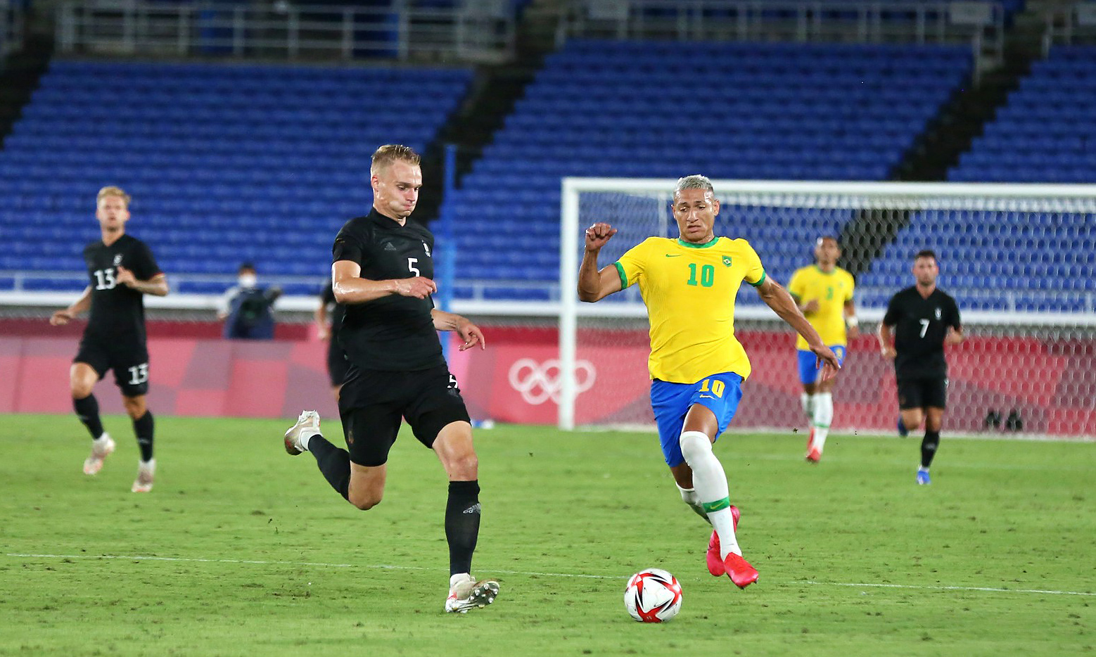 seleção brasileira Olimpíada
