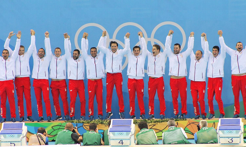 polo aquático masculino Jogos Olímpicos Tóquio 2020