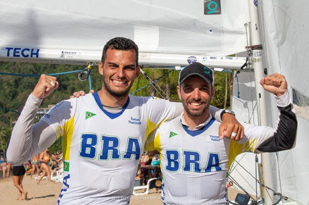 Bruno Bethlem Jogos Olímpicos vela Tóquio