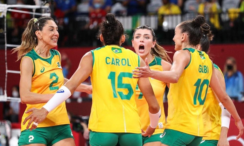 Seleção feminina de vôlei José Roberto Guimarães Sul-Americano de vôlei feminino