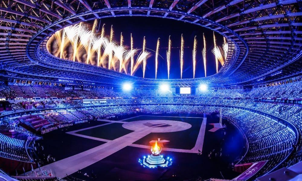 (2) Jogos Olímpicos de Tóquio 2020 (2) - cerimônia de encerramento