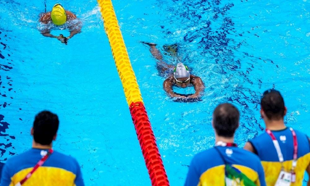 natação Jogos Paralímpicos de Tóquio 2020 Daniel Dias