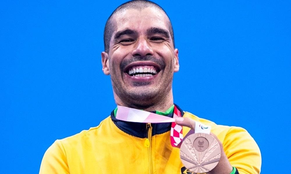 Daniel Dias Natação Paralímpica Jogos Paraolímpicos Tóquio 2020
