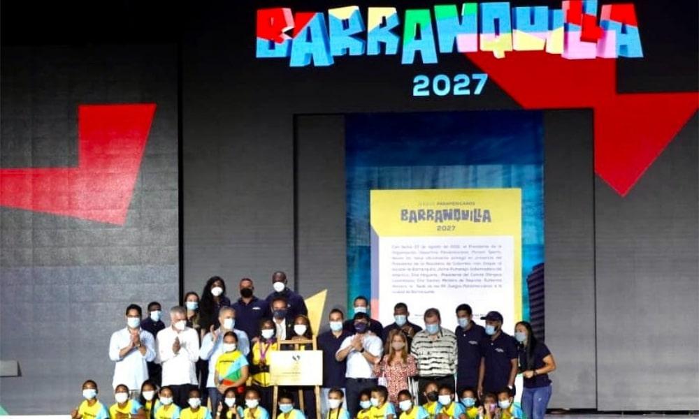 Barranquilla será sede dos Jogos Pan-Americanos de 2027
