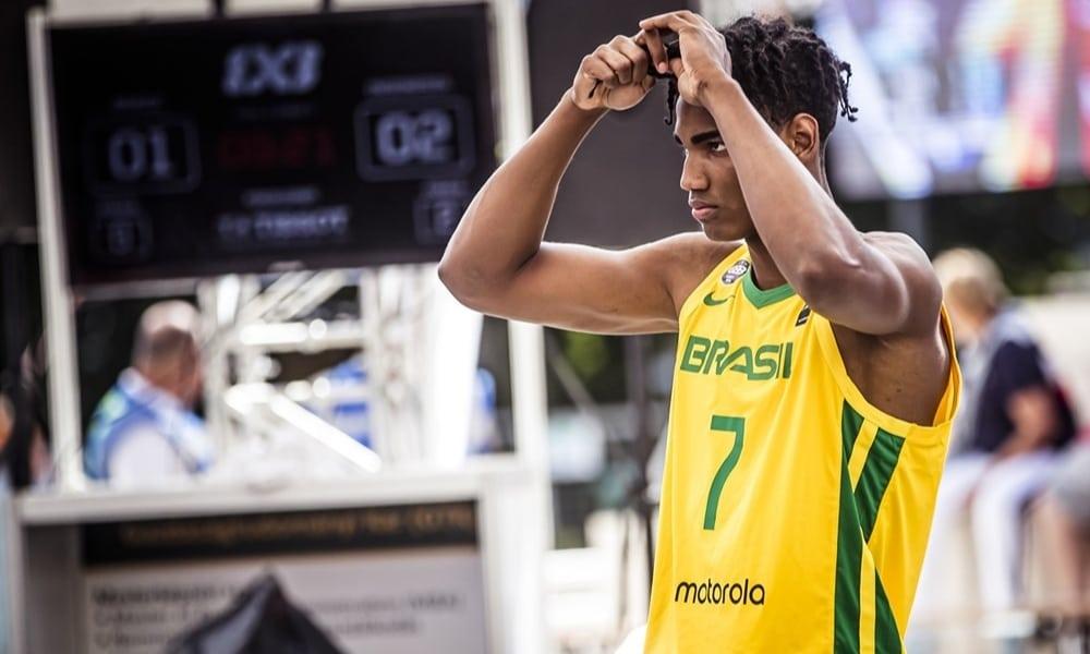 Brasil é eliminado da Copa do Mundo Sub-18 de basquete 3x3