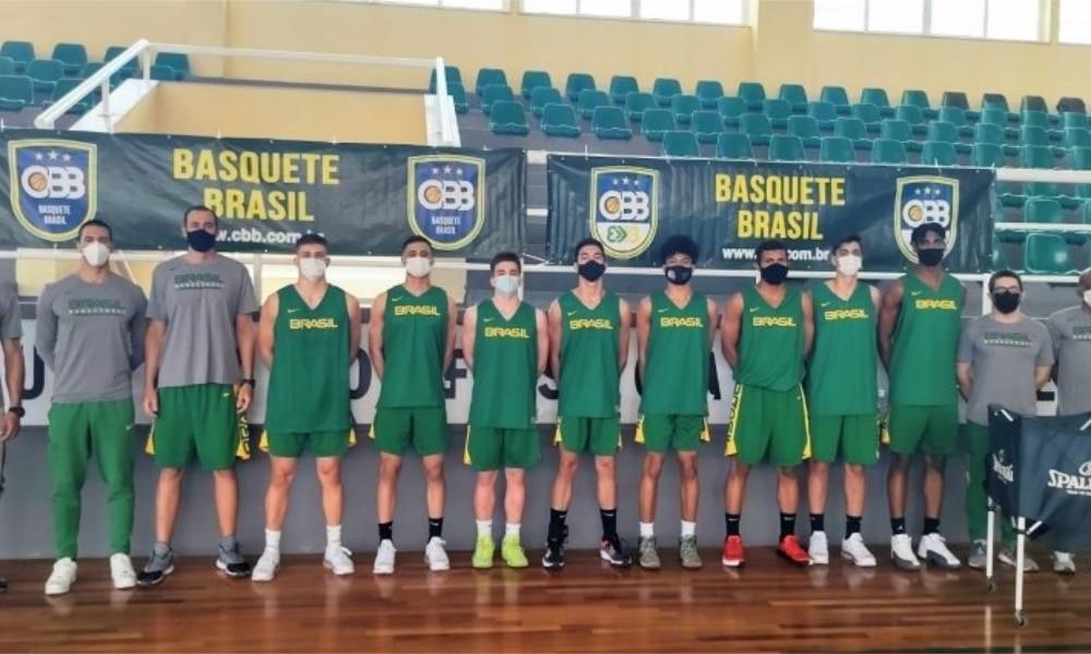 Seleção Sub-18 - Copa do Mundo de basquete 3x3
