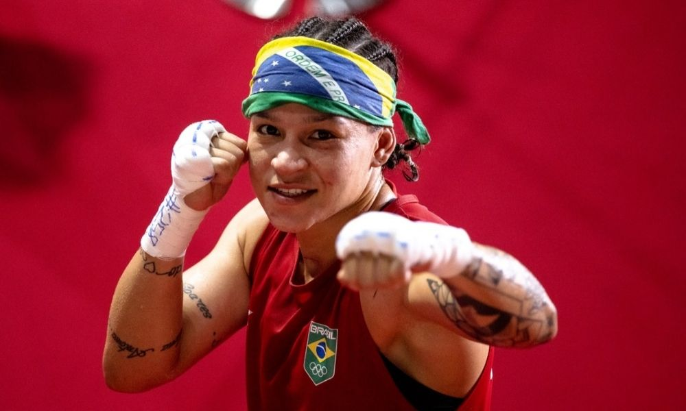 Beatriz Ferreira boxe final jogos olímpicos tóquio 2020