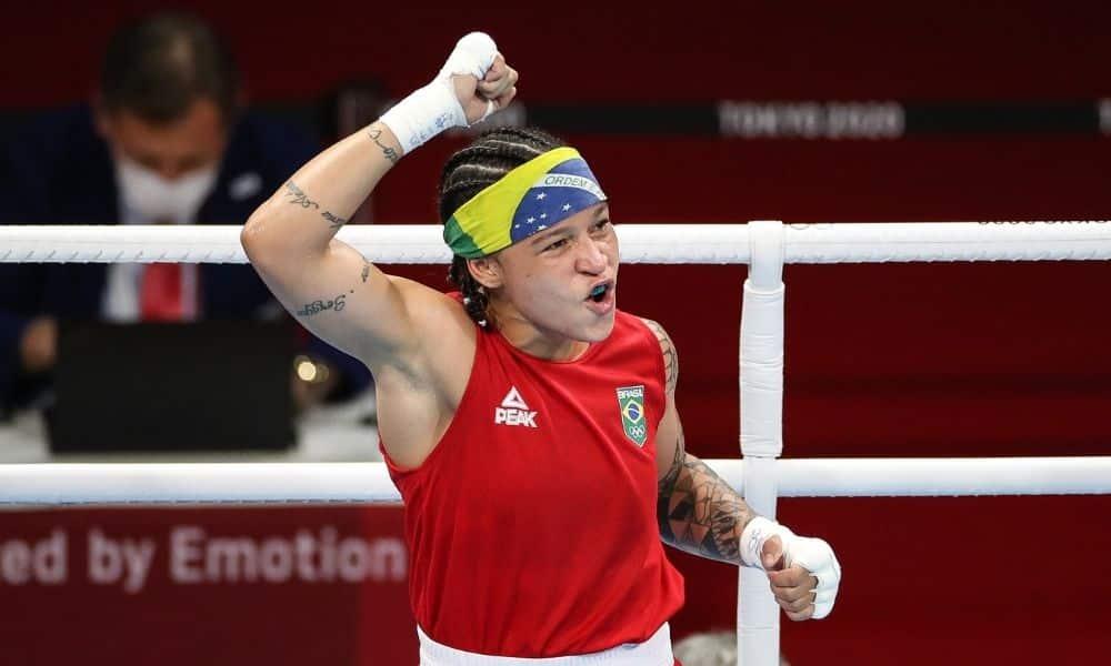 Beatriz Ferreira medalha boxe jogos olímpicos tóquio 2020