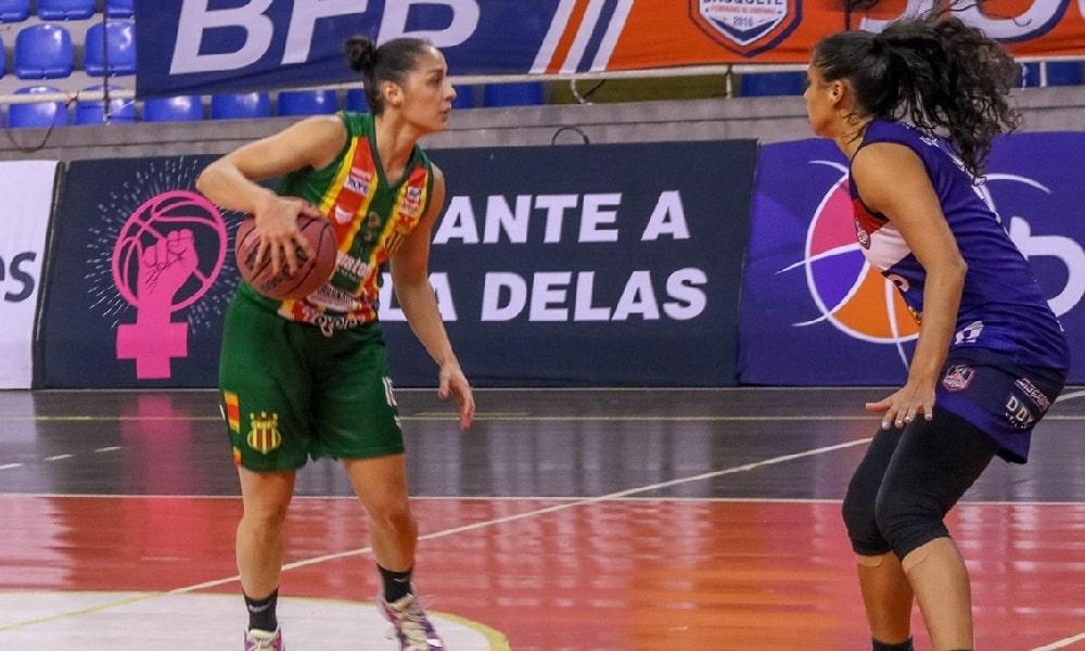 Blumenau vence Sampaio em São Luís e está na final da LBF 2021