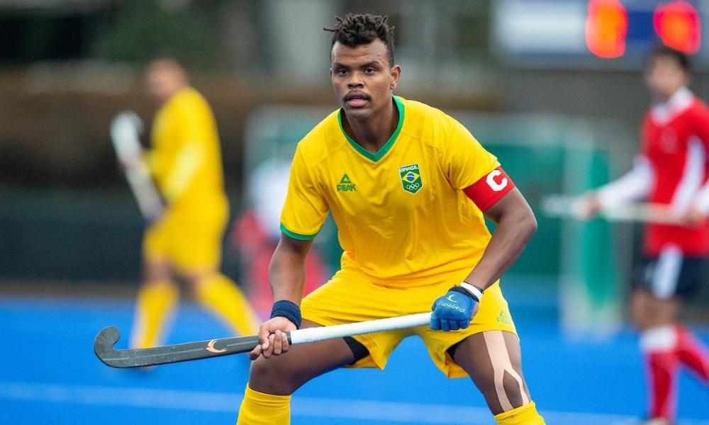Brasil perdeu para o México no Pan-Americano Júnior de hóquei sobre a grama