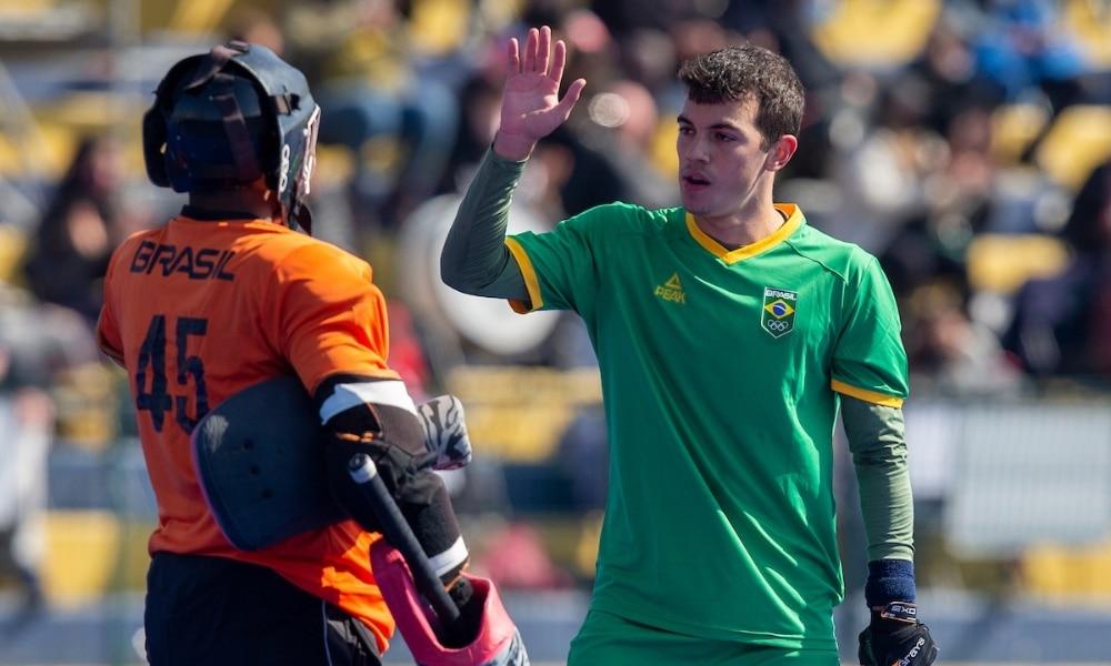 Brasil fica em sétimo no Pan-Americano Júnior de hóquei sobre a grama