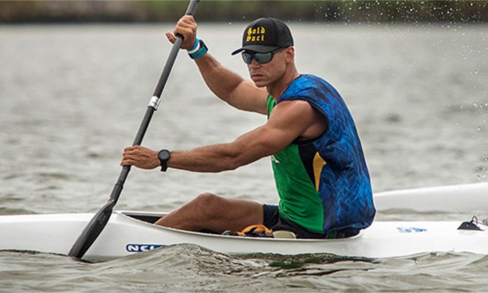 ao vivo Caio Ribeiro quer fazer história nos Jogos Paralímpicos de Tóquio canoagem