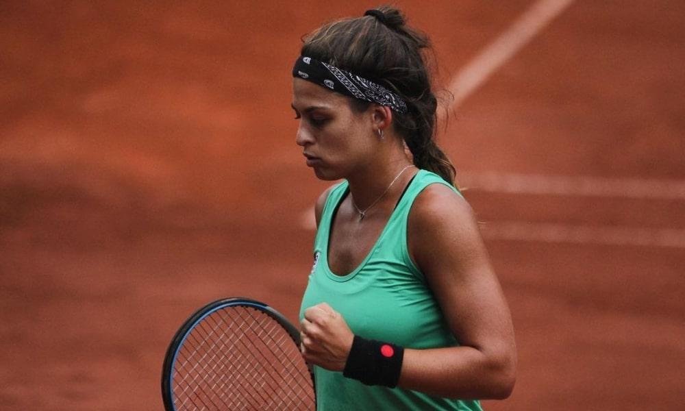 Carol Meligeni avança em ITF