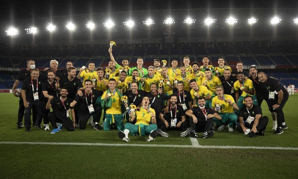 Com três ouros no mesmo dia, Brasil alcança resultado histórico em Tóquio 2020
