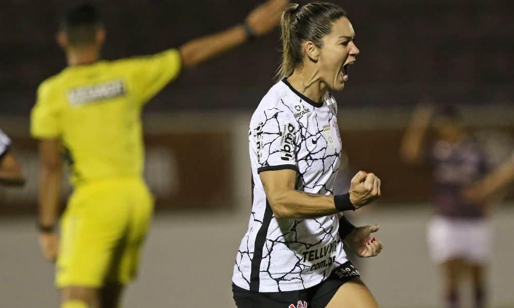 Corinthians x Ferroviária.- Campeonato Paulista de futebol feminino -