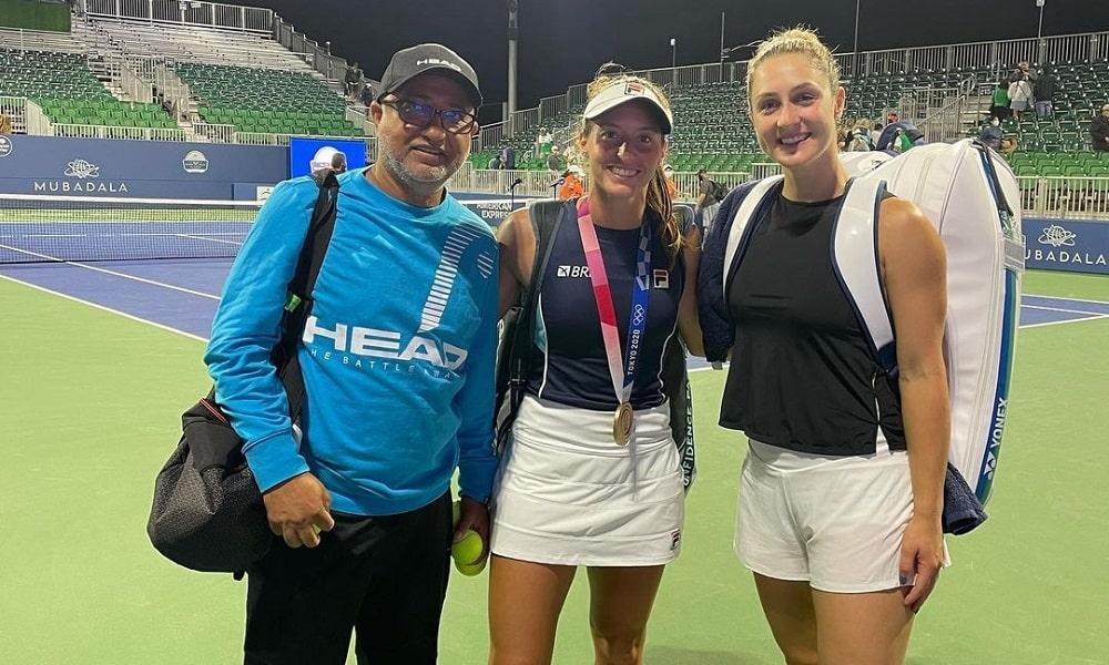 Depois do bronze olímpico, Luísa Stefani é vice no WTA 500 de San José