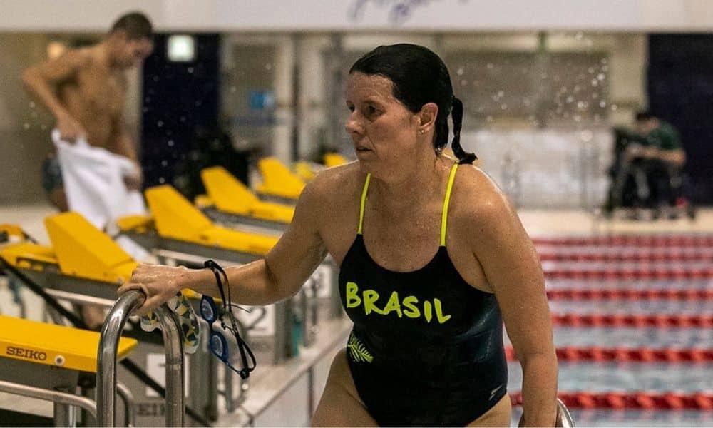 Susana Schnarndorf natação paralímpica brasileira tóquio jogos paralímpicos