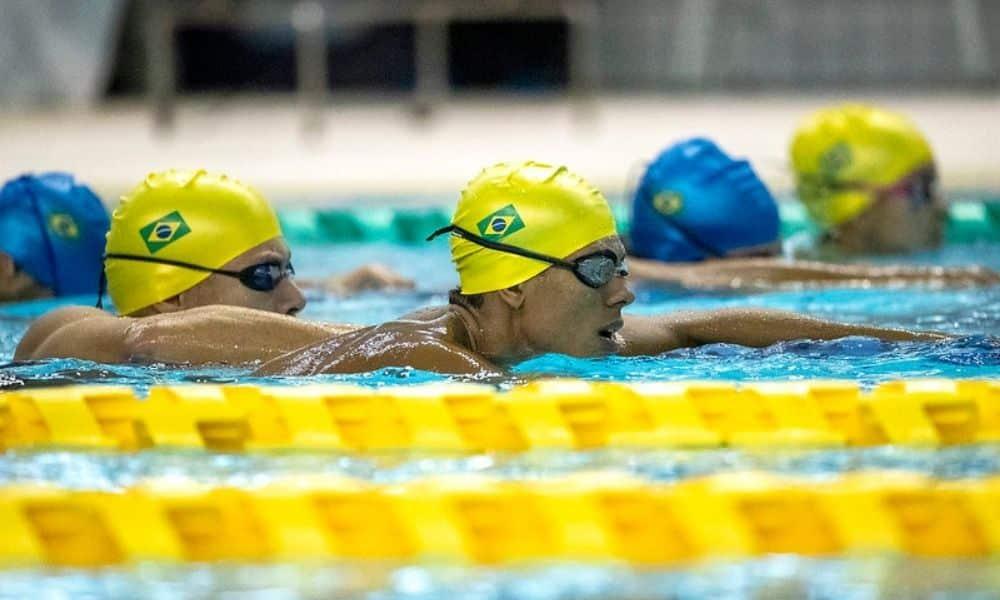 natação paralímpica brasileira jogos paralímpicos de Tóquio