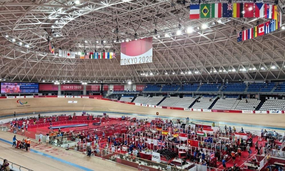 assista ao vivo ciclismo de pista nos jogos paralímpicos tóquio 2020