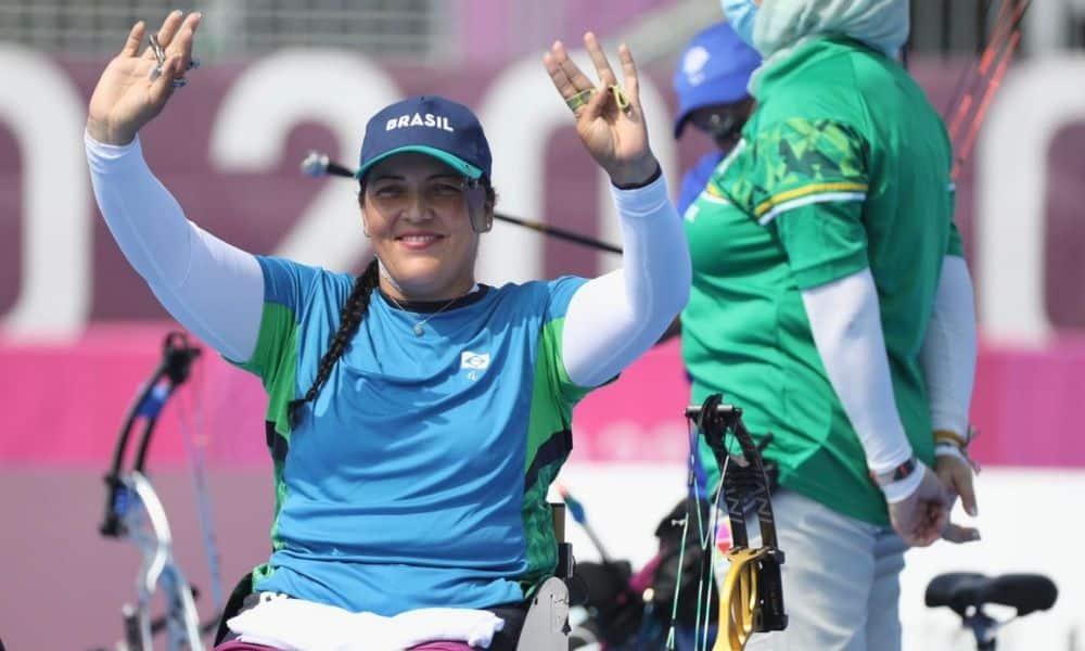 Jane karla jogos paralímpicos de tóquio tiro com arco