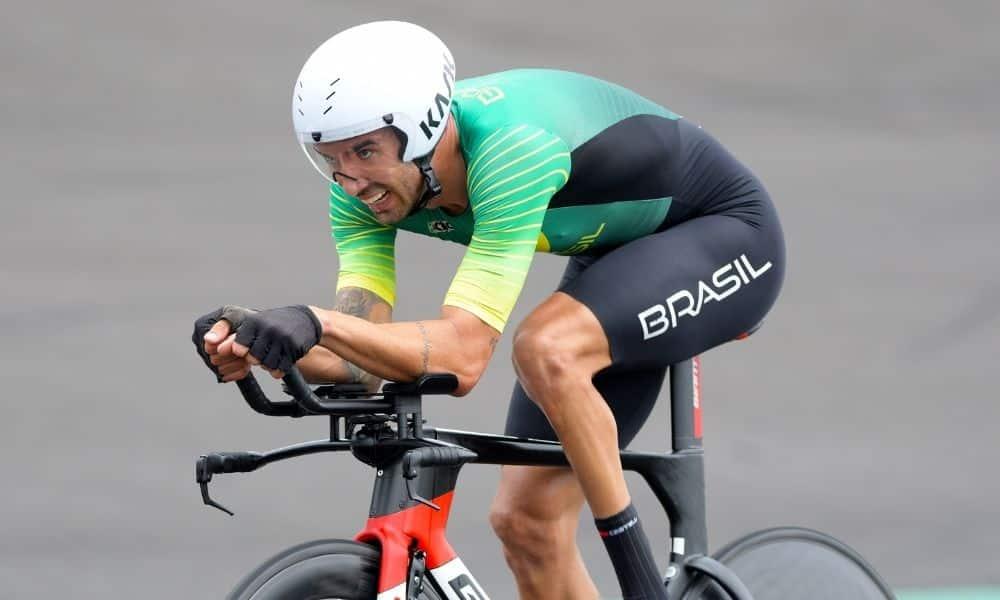 lauro chaman jogos paralímpicos tóquio ciclismo de estrada