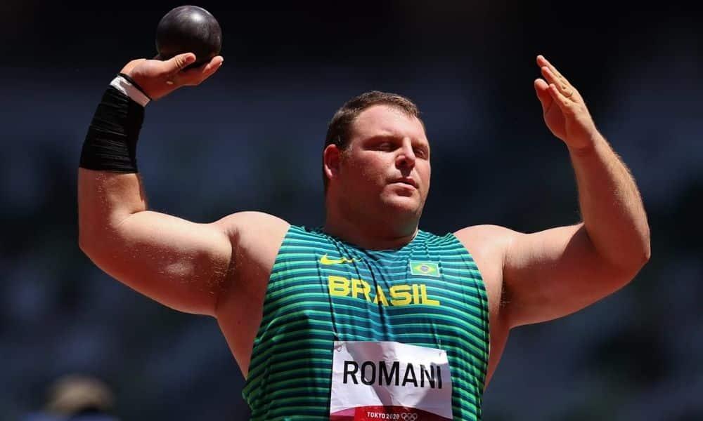 Darlan Romani Jogos Olímpicos de Tóquio