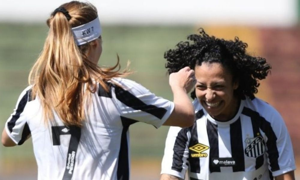 Santos x Portuguesa - Paulista feminino