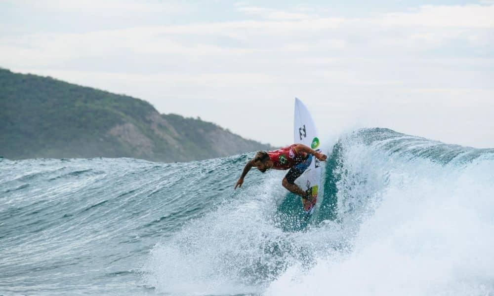 Etapa do México do Circuito Mundial de Surfe