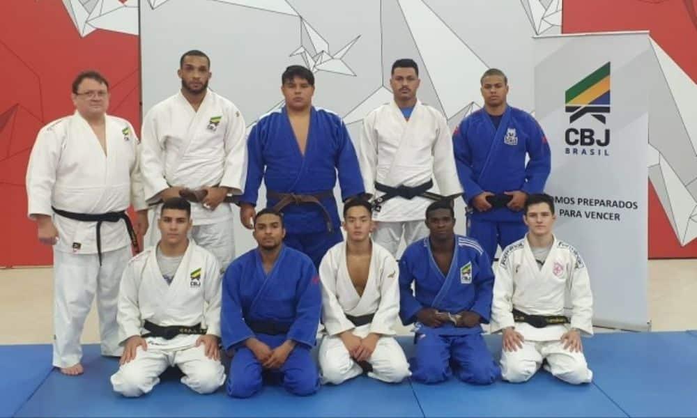 Seleção brasileira júnior de Judô