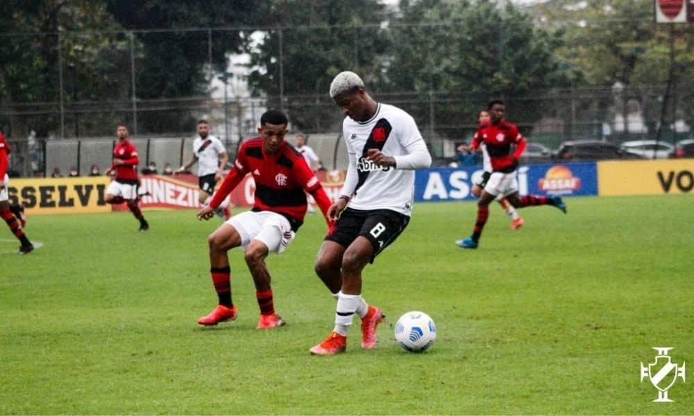 Flamengo x Vasco - Brasileiro Sub-20
