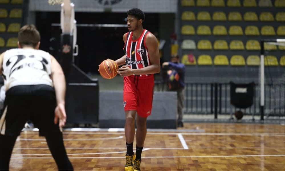 São Paulo x Corinthians - Paulista masculino de basquete