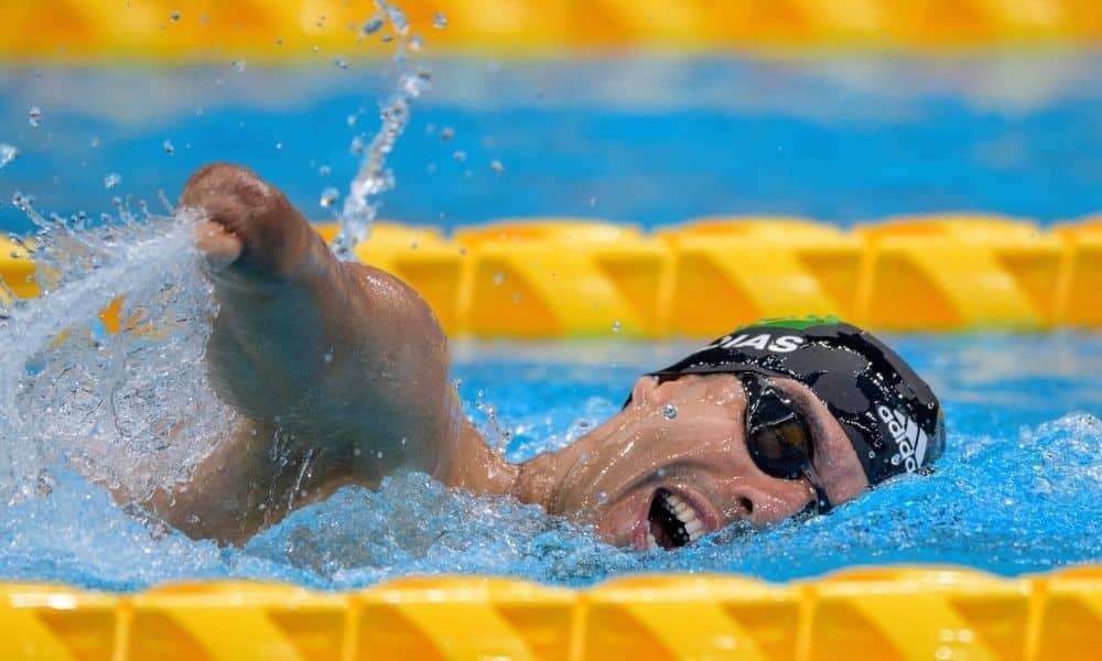 Daniel Dias se garante na decisão do 100m da S%