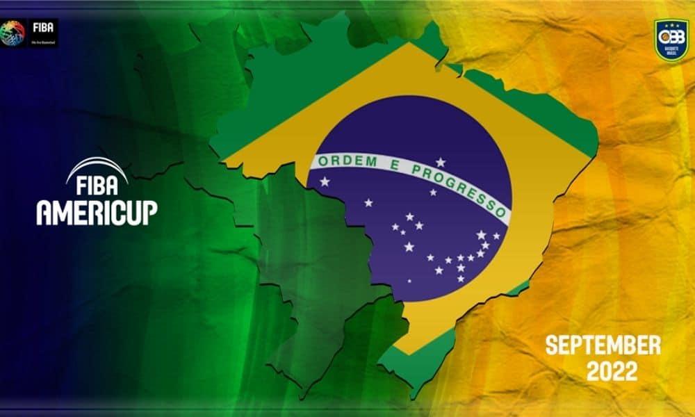 FIBA AMERICUP 2022 - BRASIL