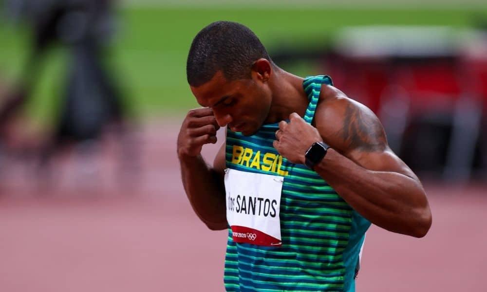 Felipe dos Santos jogos olímpicos decatlo tóquio 2020