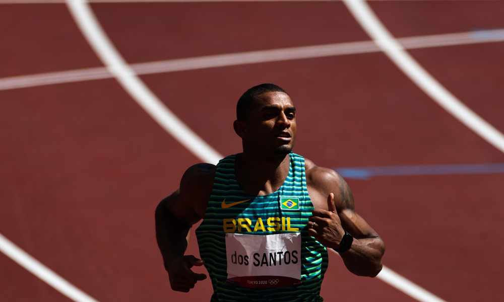Felipe dos Santos - Decatlo - Jogos Olímpicos de Tóquio