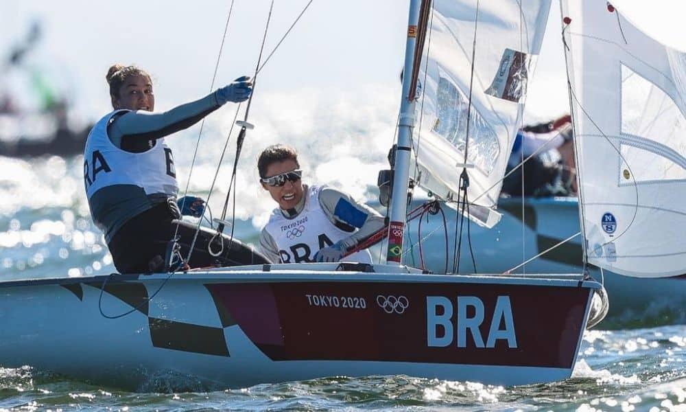 Fernanda Oliveira e Ana Barbachan - Jogos Olímpicos de Tóquio 2020