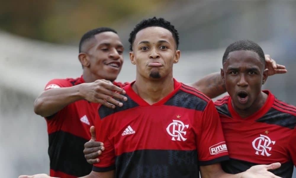 Flamengo Fluminense - Campeonato Brasileiro Sub-20