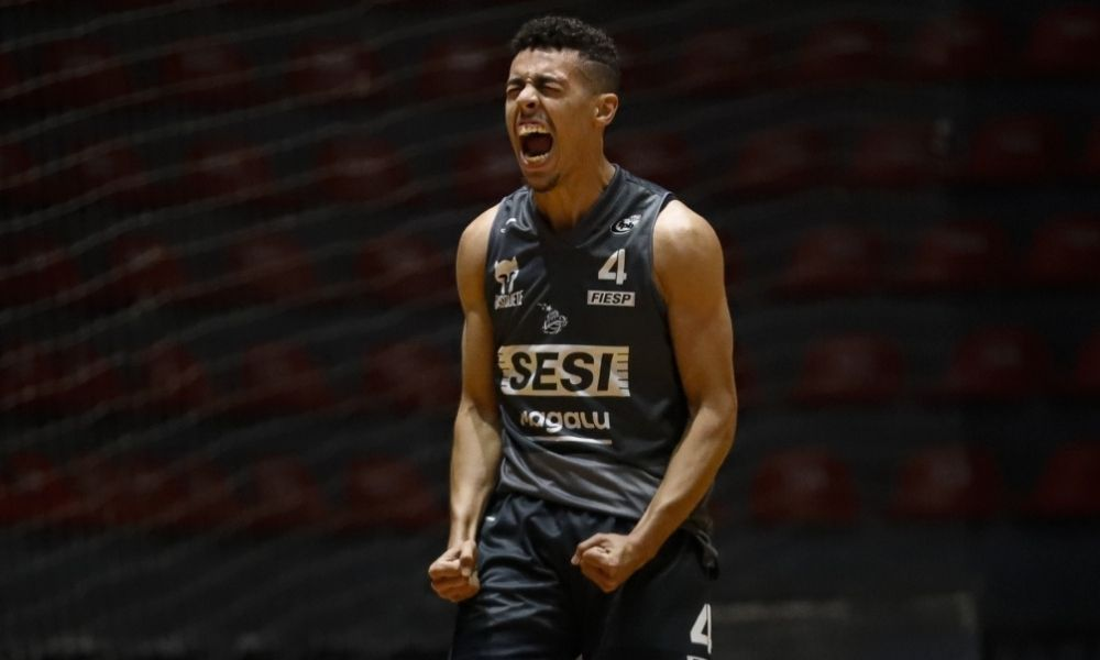 Franca x Liga Sorocabana - Campeonato Paulista de Basquete