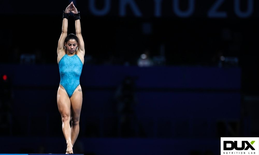 Ingrid Oliveira plataforma 10 m Saltos Ornamentais Jogos Olímpicos Tóquio-2020