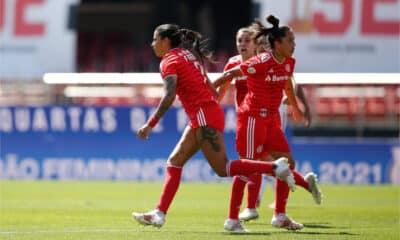 São Paulo e Inter duelam pelas quartas de final do Brasileirão Feminino