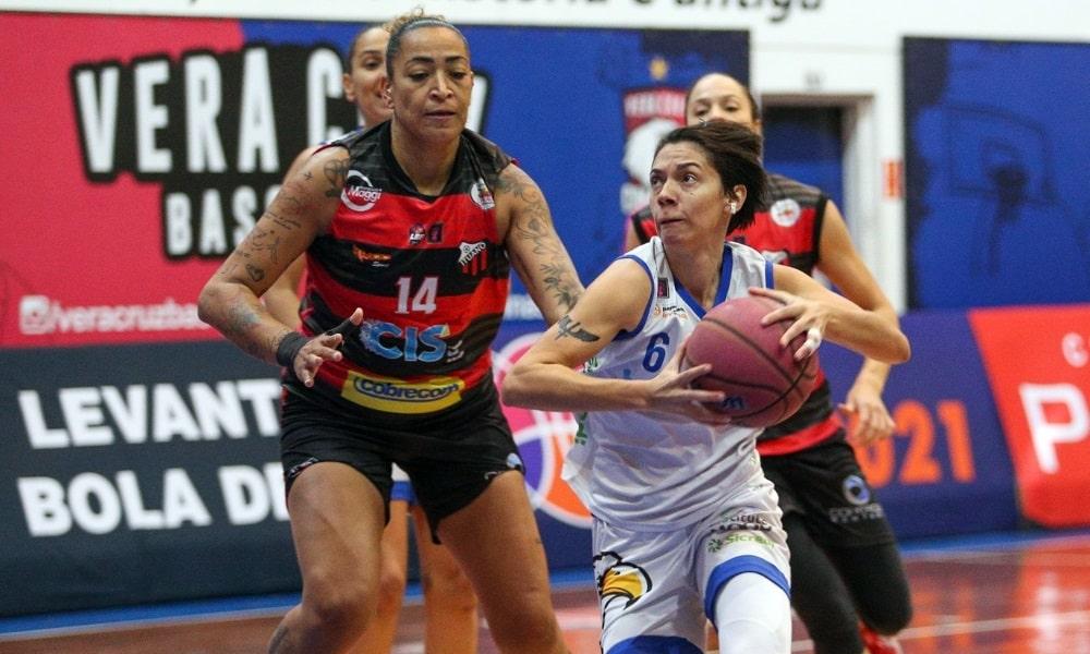 Ituano bate Vera Cruz em Campinas e larga na frente na semifinal da LBF 2021