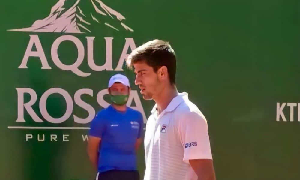 João Menezes - Challenger de San Marino 2021