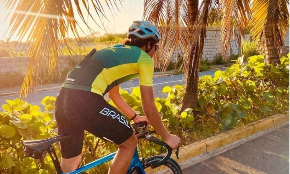 João Pedro Rossi - Campeonato Pan-Americano de Ciclismo estrada